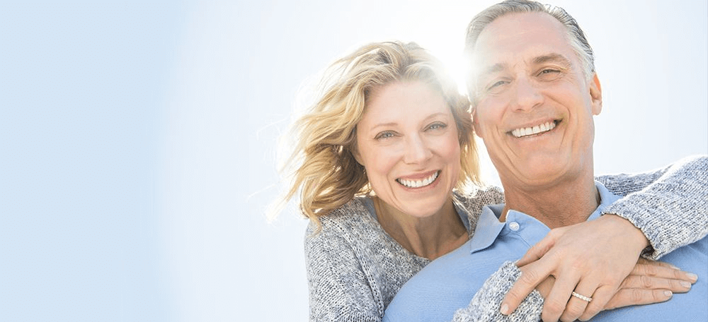 Andrew Baderski Dental - Happy Couples Saves time with Cerec